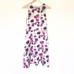 BANANA REPUBLIC NWT sleeveless floral dress
